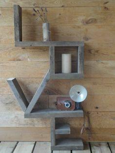... Love and Milkshakes: Love DIY: Love Bookshelf, Part I - Interior Ideas