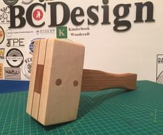 """I made this mallet for 2 tool making contests on YouTube,it is made from maple and oak with beech dowels and colored veneers.It was a simple enough project and very fun to make.I made a video of the mallet build please watch thumbs up & subscribe if you like it!Items you will need for the build:12"""" of oak 1 3/4""""x3/4""""2x 5 3/4""""x1"""" pieces of maple2x 1 3/4""""x1"""" pieces of maple2x 3 1/2""""x 3/8"""" diameter oak dowelsI used red green and blue veneersWood ..."""