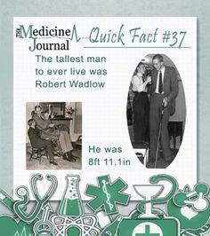 Fun Medical Facts – 16 Pics