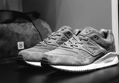 Reigning Champ Previews a New Balance 530 Collaboration.