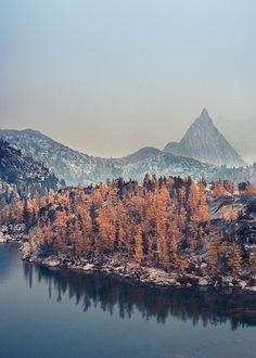 Prusik Peak by photosbysomeguy, via Flickr