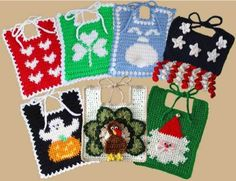 Feed you baby in style with bibs for every holiday of the year. Holiday Bibs for Baby ~ Inspiration