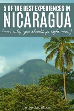 Nicaragua was exactly what I hoped it would be; cheap, colorful and beautiful. I fell in love with everything from the beautiful colonial cities to the perfectly conical volcanoes. I'd highly recommend Nicaragua as a travel destination if you like bright colors, adventure and rum (especially if you like rum – I've never been offered more rum in my life).