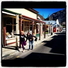 See 287 photos from 2607 visitors about little town, cute, and museums. Gold Rush, Four Square, New Zealand, Street View, Awesome, Beautiful