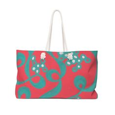 Red Bubble Bag Bag Sale, Art For Sale, Gym Bag, Bubbles, Tote Bag, Nautical, Essentials, Bags, Inspired
