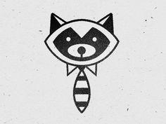 cool logo icon vintage effect