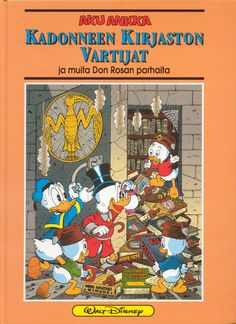 the lost charts of columbus don rosa