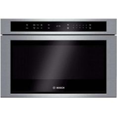 Shop Bosch cubic ft Stainless Microwave Drawer at Lowe's Canada. Find our selection of microwaves at the lowest price guaranteed with price match. Microwave Drawer, Built In Microwave, Microwave Oven, Stainless Steel, Bosch Appliances, Kitchen Appliances, Kitchens, Small Appliances, Home
