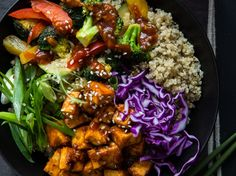 What to Eat This Week: 5 Veggie Bowls That Will Blow Your Mind - Be Well Philly
