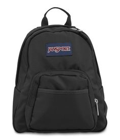 Jansport Half Pint Backpack - Black Available at www.canadaluggagedepot.ca