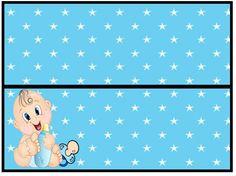 KIST: KIT Chá de bebê (azul)