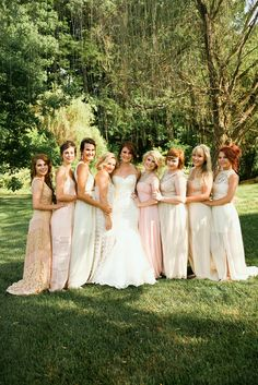 #EnzoaniRealBride Abbi in Dakota wedding dress / Andrew Morton Photography