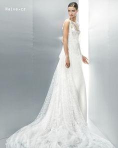 JESUS PEIRO svatební šaty, model 3080 (Praha)