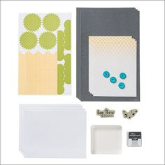 Stampin' Up! Paper Pumpkin HEY THERE Kit #StampinUp