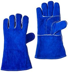 US Forge 400 Welding Gloves Lined Leather, Blue US Forge http://www.amazon.com/dp/B000MRQAJG/ref=cm_sw_r_pi_dp_PvZLvb1TR6C2M