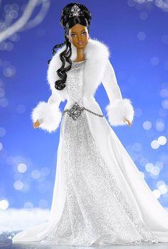 Winter Fantasy™ Barbie® Doll