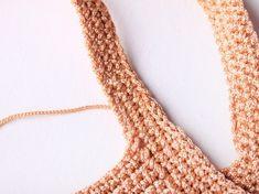 Háčkovaná taška | Korálky.stoklasa.cz Crochet Basket Pattern, Crochet Patterns, Crochet Market Bag, Hippie Chic, Knit Crochet, Diy And Crafts, Knitting, Blog, Market Bag