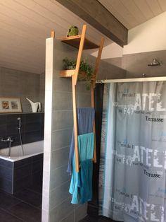 Bidouille+ingénieuse+:+Porte-serviette+IKEA+suspendu