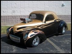 1941 Willys Coupe Maintenance/restoration of old/vintage vehicles: the material for new cogs/casters/gears/pads could be cast polyamide which I (Cast polyamide) can produce. My contact: tatjana.alic@windowslive.com