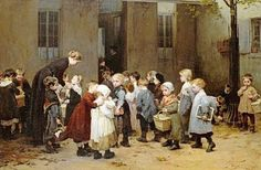 Henry Jules Jean Geoffroy - Back To School