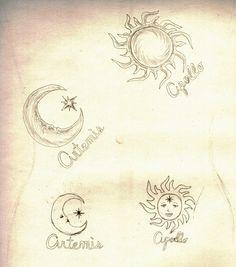 Apollo tattoo idea