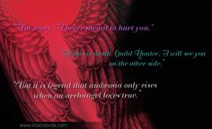 Guild Hunter - Nalini Singh - Angels' Blood