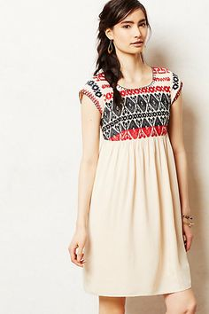Petra Swing Dress from anthropologie