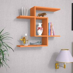 150 Modern Corner Wall shelves decoration 2019 part 2 Bookshelf Design, Wall Shelves Design, Wall Design, Corner Wall Shelves, Wall Shelf Decor, Wooden Shelves, Floating Shelves, Metal Barn Homes, Regal Design