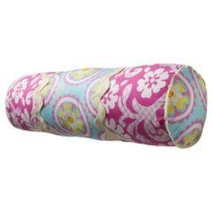 Camden Market Ashbury Decorative Pillow - Pink/Blue