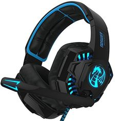 FarCry 5 Gamer  #NOSWER #I8 #Stereo #Gaming #Headset #LED #Lighting #Headband 3.5mm Over-Ear #Headphone with #Microphone for #PC #Computer #Laptop #EMMETTS   Price:         http://farcry5gamer.com/noswer-i8-stereo-gaming-headset-led-lighting-headband-3-5mm-over-ear-headphone-with-microphone-for-pc-computer-laptop-emmetts/