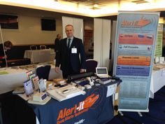 Alert-iT Stand @ the Glasgow Care Show. Next Standing at ....... Naidex National at Birmingham NEC from 29th April - 1st May 2014 - Come and see us on stand E72 for Advice and Support
