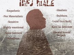 INFJ Male - I think this describes INFJ females well too.