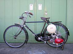1952 Honda F 60cc