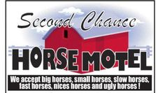 Second Chance Horse Motel - We accept big horses, small horses, slow horses, fast horses, nice horses and ugly horses ! Faster Horses, Big Horses, Second Chances, Stables, Motel, Being Ugly, Canada, Nice, Horse Stables