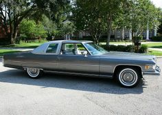 1976 Cadillac Coupe deVille Maintenance of old vehicles: the material for new cogs/casters/gears/pads could be cast polyamide which I (Cast polyamide) can produce