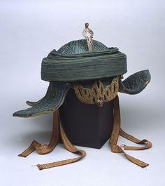 Helmet taken from Tipu Sultan's palace, Seringapatam, 1799