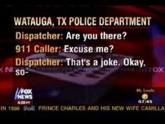 911 Dispatcher Has Had It With Stupid Calls