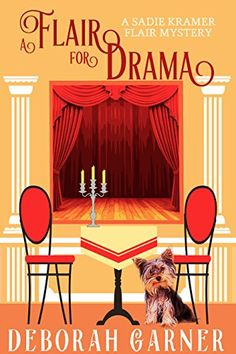 A Flair for Drama (The Sadie Kramer Flair Series Book 2) ... https://www.amazon.com/dp/B071YZ8S46/ref=cm_sw_r_pi_dp_U_x_skaNBbX9703M2