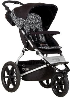 Enjoy your outdoor work out AND spend more time with your kids with these durable jogging strollers.