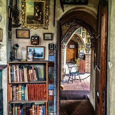 Photo by @packdsuitcase // In the early 1900s, the eccentric millionaire Henry Mercer created the 44-roomed Fonthill Castle out of concrete and his own elaborate tiles in Doylestown, Pennsylvania. Every artifact from the 6,000 books to the decorations are original and exactly as he had initially placed them, resulting in a quirky glimpse back in time. #BucksCounty #Pennsylvania
