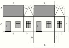FREE printable english learning: The Paper House. Description from pinterest.com. I searched for this on bing.com/images