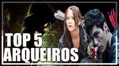 TOP 5 MELHORES ARQUEIROS feat. A ODISSÉIA