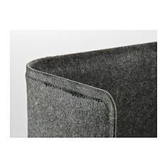 """IKEA - BEKANT, Screen for desk, 21 5/8 """", , The screen creates a quiet and pleasant working environment by providing privacy and absorbing sound.Easy to mount on BEKANT table top to create a private work space.Holds push pins and can be used as a noticeboard."""