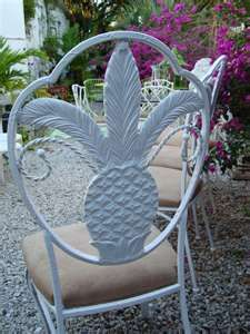 Cute Pineapple Chairs