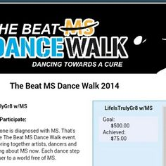 L.A. Sep 2014 so excited this will be the 2nd dance walk
