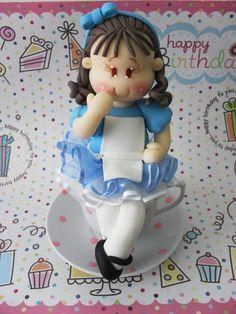 Topo Alice no Pais das Maravilhas