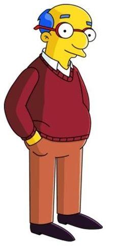 Kirk Van Houten - Simpsons Wiki
