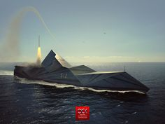 This is the winning design in the main nomination «Innovative Littoral Combat Ship Spaceship Art, Spaceship Concept, Concept Ships, Big Yachts, Sci Fi Ships, Army Vehicles, Weapon Concept Art, Futuristic Design, Navy Ships
