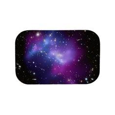 Purple Galaxy Cluster MACS J0717 Lunch Box