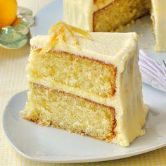 Lemon Velvet Cake - Rock Recipes
